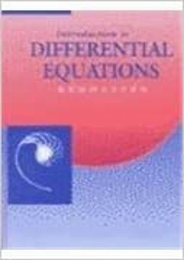 Advanced Differential Equations